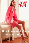 How to reinvent your summer staples