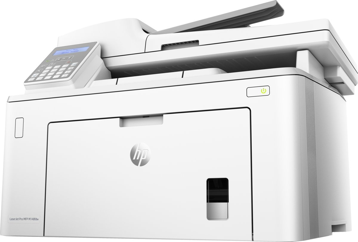 HP LaserJet Pro M148dw - All-in-One Laserprinter
