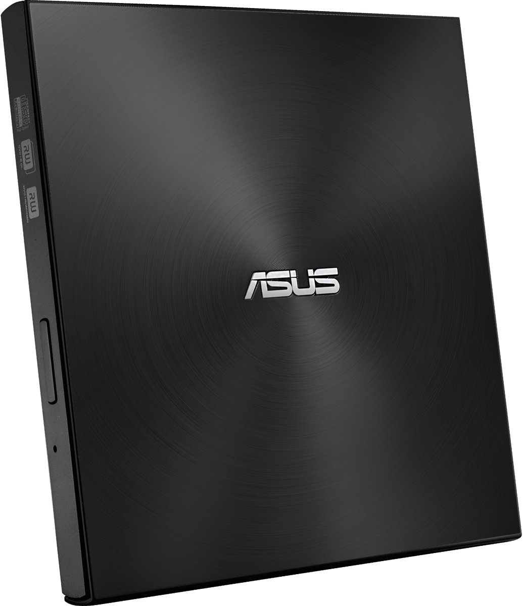 Asus ZenDrive U7M SDRW-08U7M-U ZD Externe DVD-brander Retail USB 2.0 Zwart