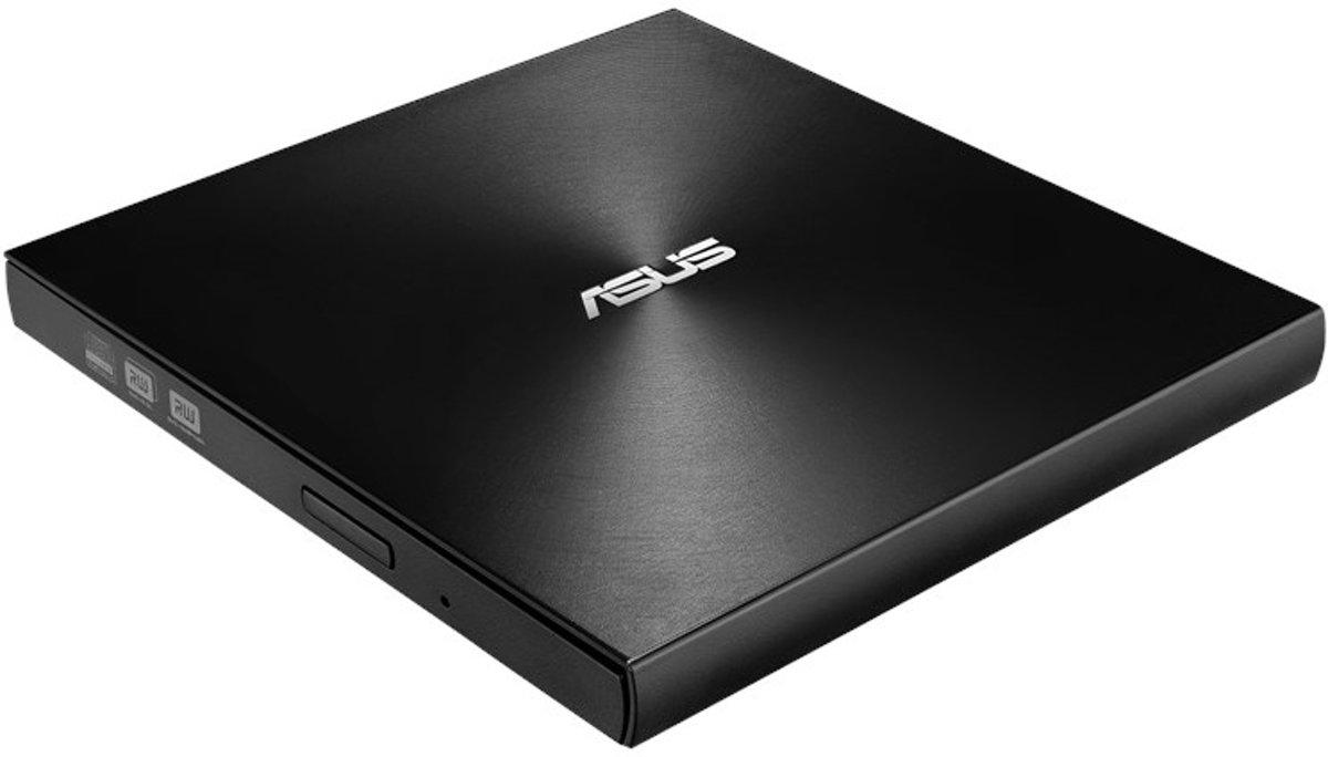 Asus SDRW-08U9M-U Externe DVD-brander Retail USB-C Zwart