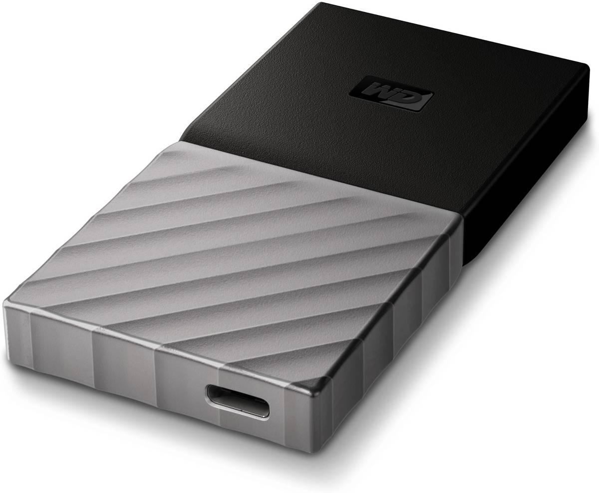 Western Digital externe SSD MY PASSPORT SSD 500GB