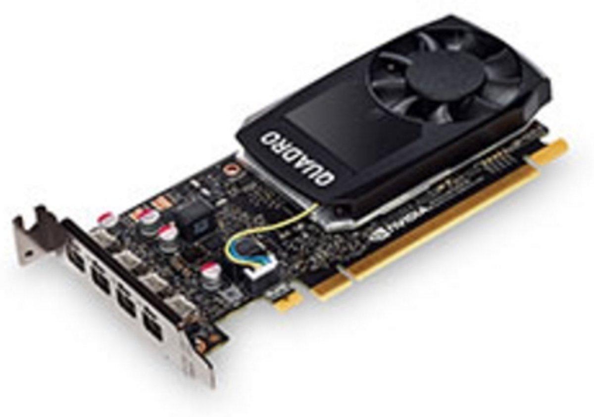 Lenovo 4X60N86660 videokaart Quadro P1000 4 GB GDDR5