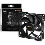 BeQuiet PC ventilator (b x h x d) 92 x 92 x 25 mm