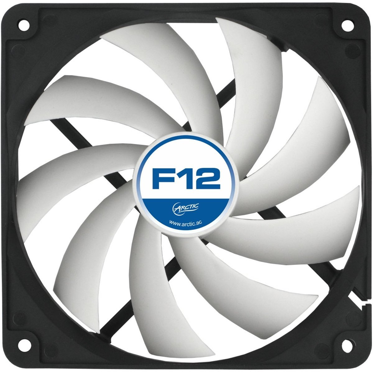 Arctic Cooling PC-ventilator F12 12 cm