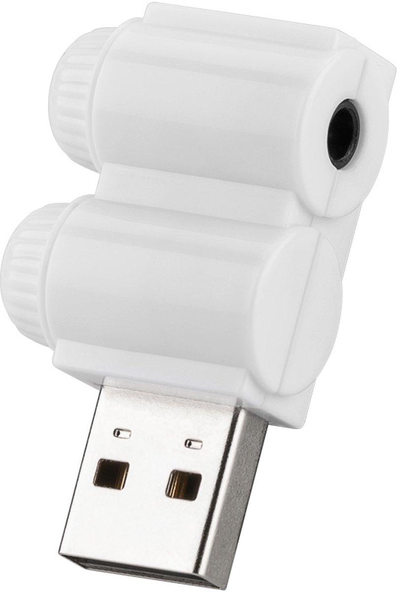 Goobay 96291 USB geluidskaart