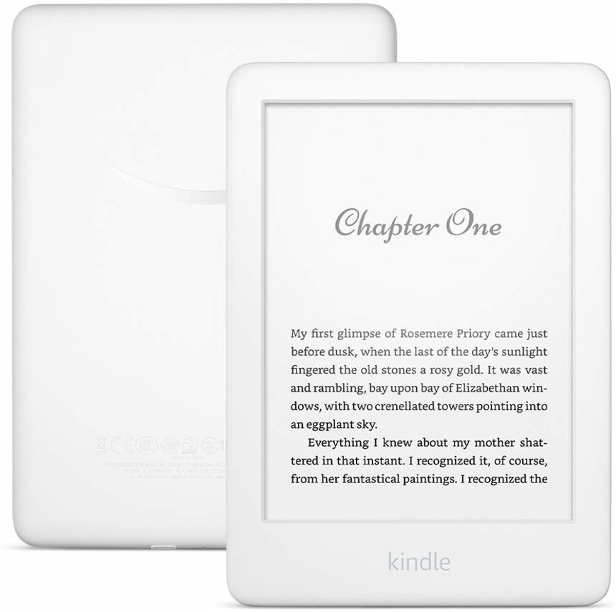 Amazon Kindle e-book reader Touchscreen 4 GB Wi-Fi Wit