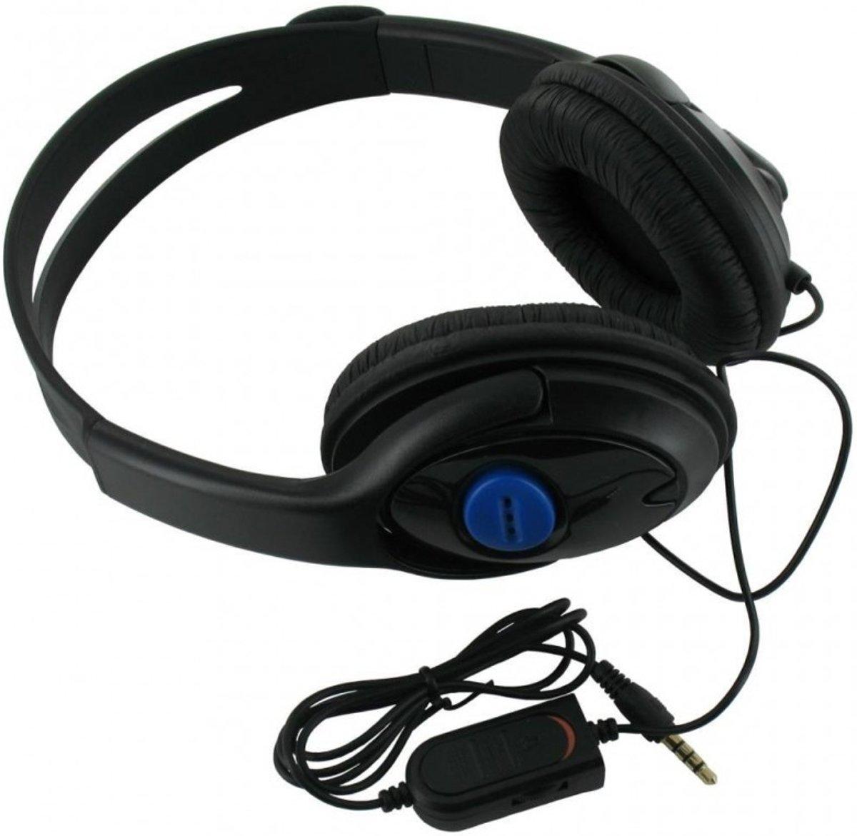 Gaming Headset met Draad voor Sony PlayStation 4 PS4 & Online