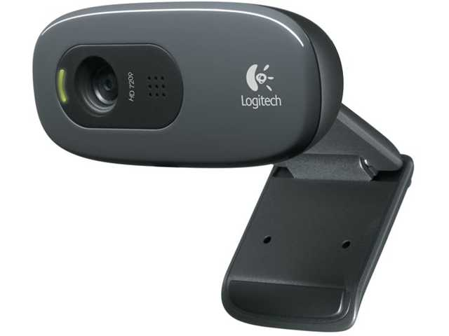 LO C270 HD Webcam