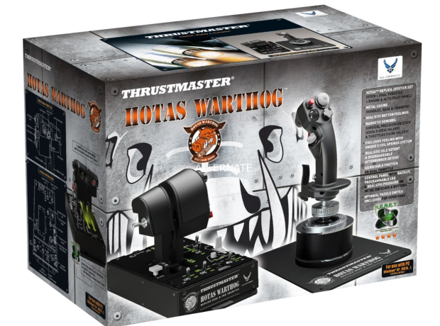 Thrustmaster Hotas Warthog gaming hotas