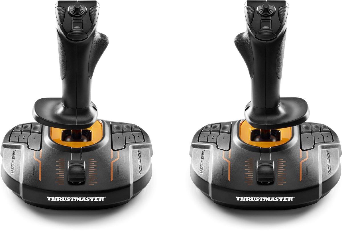 Thrustmaster T.16000M FCS Space Sim Duo joysticks