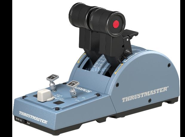 Thrustmaster TCA Quadrant Airbus Edition gaming gashendel