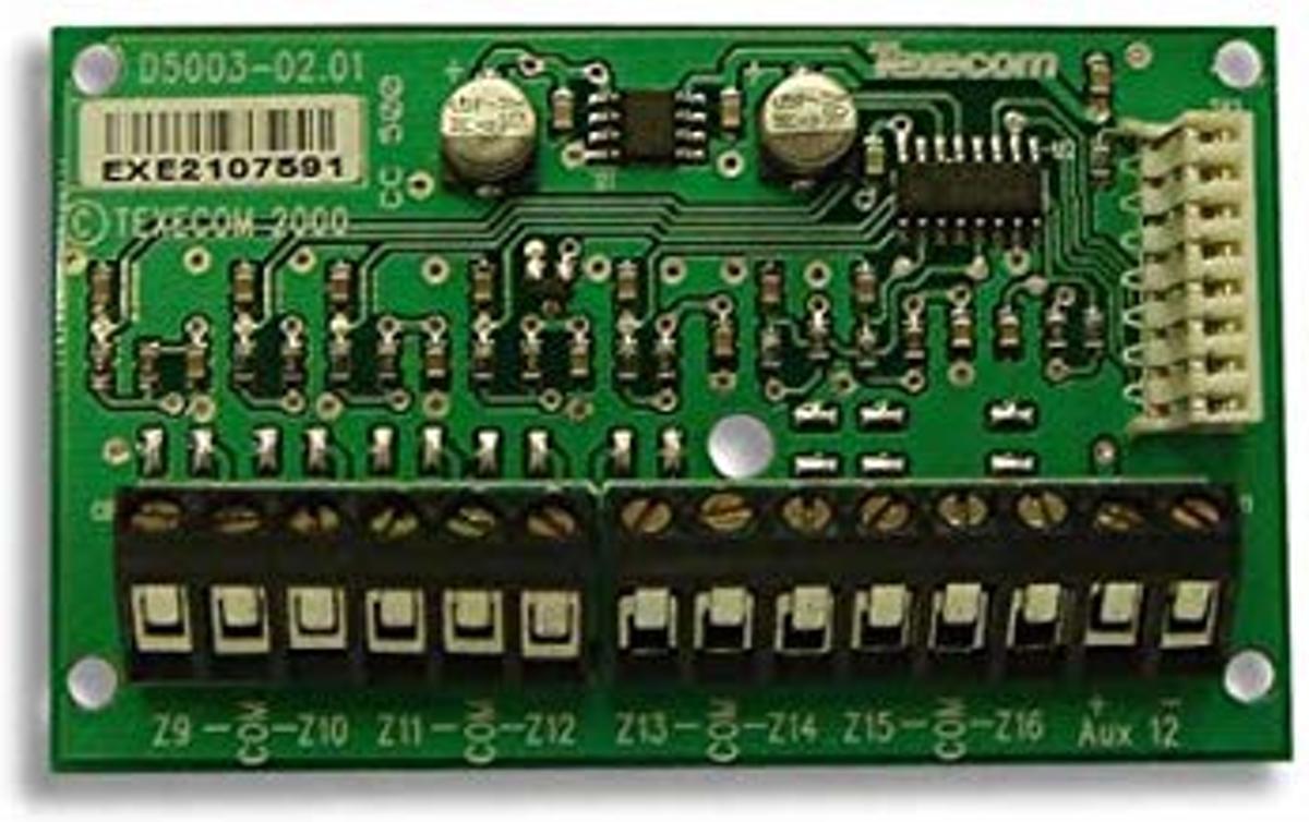 Texecom Premier 8XE