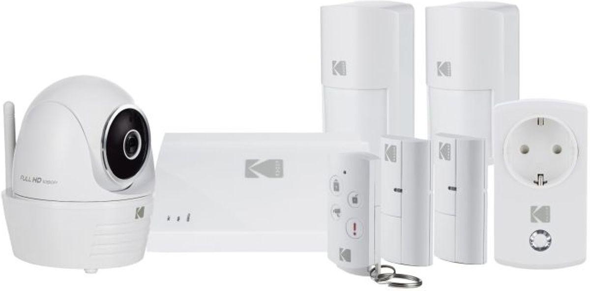KODAK SA201 Alarm System Premium Kit