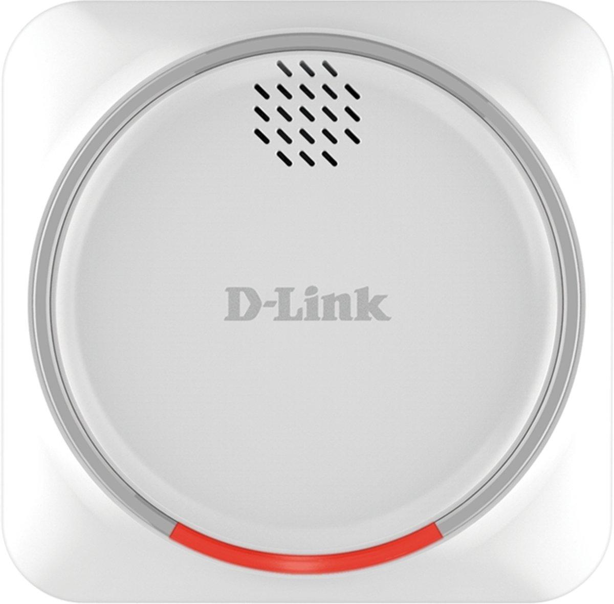 D-Link DCH-Z510 Z-WAVE Home Sirene met batterij-Backup wit retail