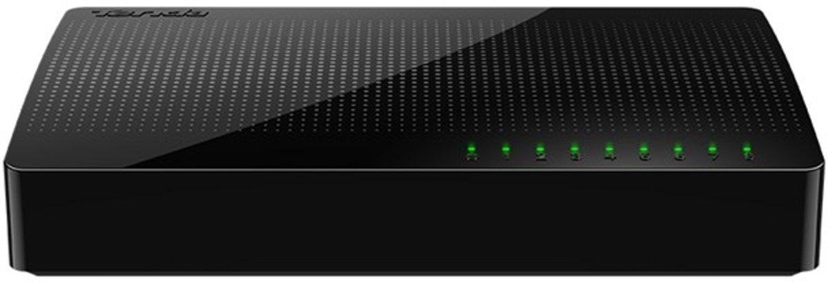 Weidm???ller IE-SW-BL06T-1TX-4POE-1ST Industrial Ethernet Switch 10 / 100 Mbit/s PoE-functie