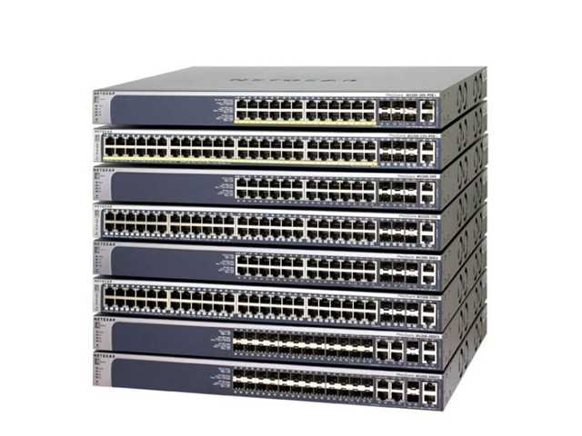 Netgear M5300-28GF3