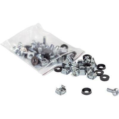 Intellinet 712194 Patchkast-bevestigingsmateriaal Zilver