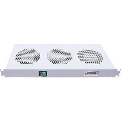 Intellinet 712668 Patchkast-ventilator Zwart