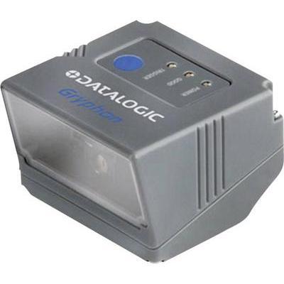 DataLogic Gryphon GF4100 1D barcodescanner Lineair imager Grijs Inbouw USB