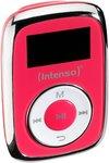 Intenso Music Mover MP3-speler 8 GB Roze Bevestigingsclip