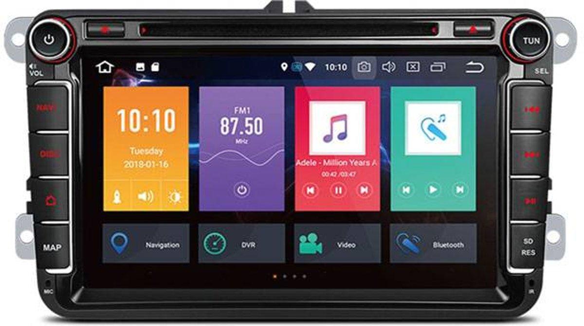 RNS 510 Pasvorm Autoradio Navigatie 8 ? met Android
