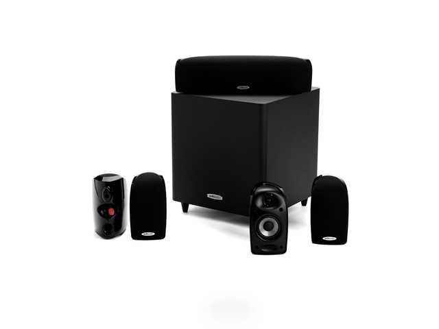 Speaker TL1600, Zwart