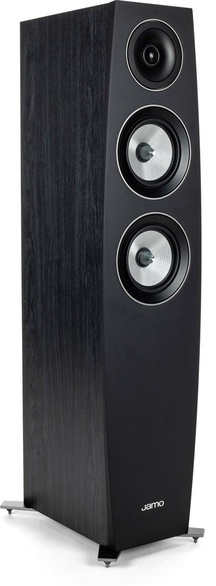 Jamo vloerstaande speaker C 95 II zwart