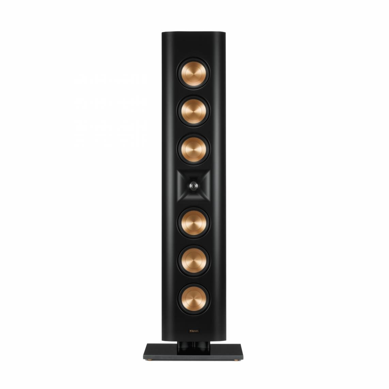 Klipsch vloerstaande speaker RP-640D zwart