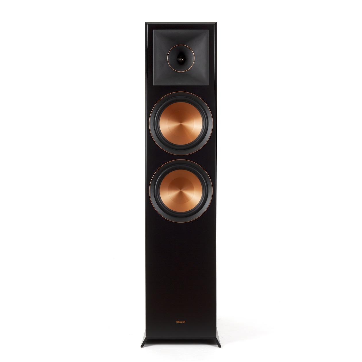 Klipsch vloerstaande speaker RP-8060FA ebbenhout