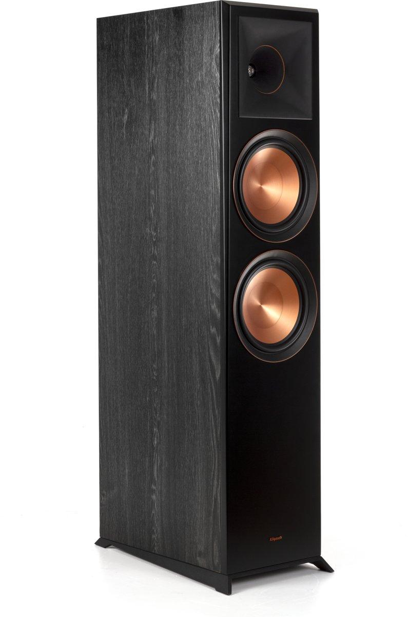 Klipsch vloerstaande speaker RP-8000F ebbenhout