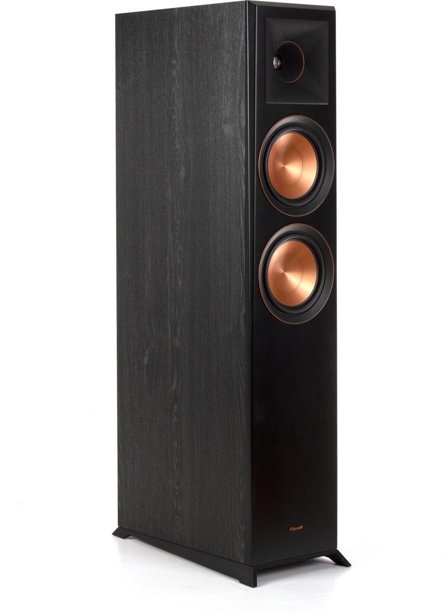 Klipsch vloerstaande speaker RP-6000F ebbenhout