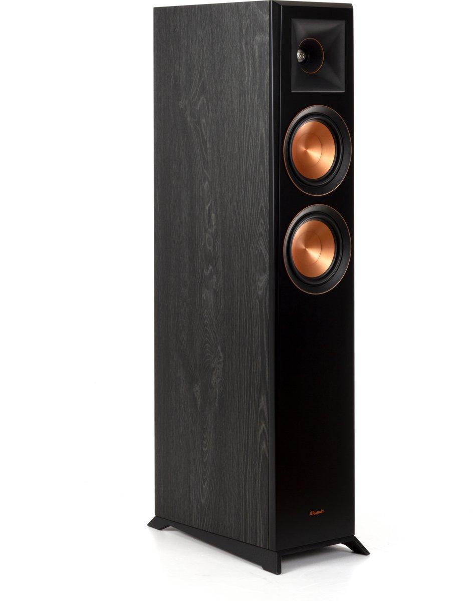 Klipsch vloerstaande speaker RP-5000F ebbenhout
