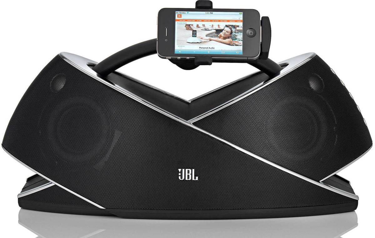 JBL OnBeat Xtreme - Dockingstation met Bluetooth
