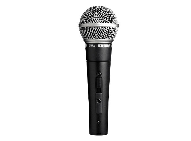 Shure SM-58 SE Hand Zangmicrofoon Kabelgebonden