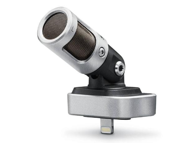 Shure Motic MV88 iOS stereo condensatormicrofoon