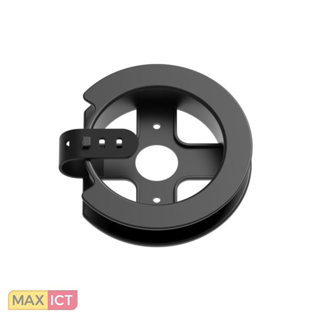 Logitech 952-000002. Producttype: Mount set, Merkcompatibiliteit: Logitech, Compatibiliteit: Rally Mic Pod. Diameter: 14,6 cm, Hoogte: 90 mm