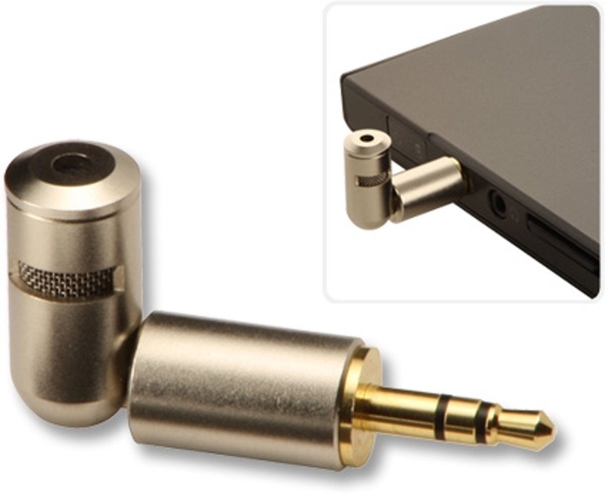 Lindy 20379 microfoon Bedraad Goud