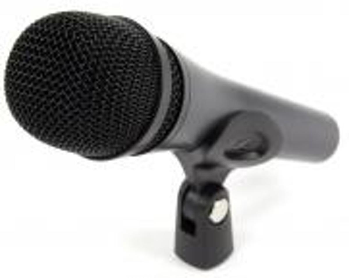 Sennheiser E835 Microfoon
