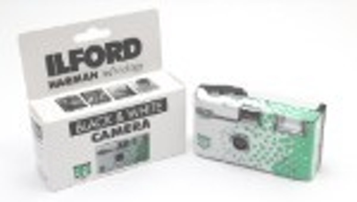 Ilford SUC HP5 Plus 27 foto's