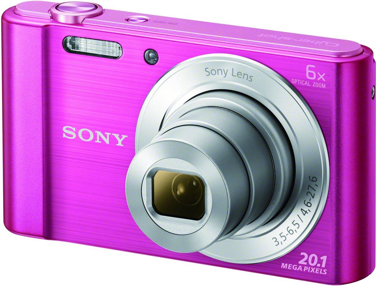 Sony DSC-W810 roze