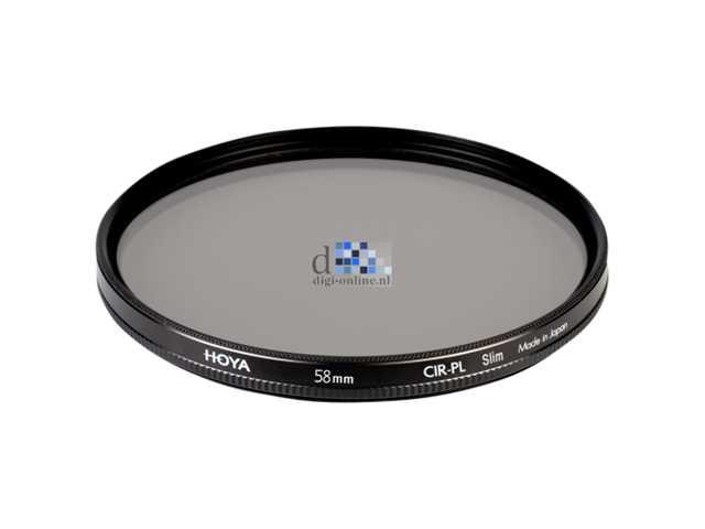 Circulair Pol Slim 58 mm