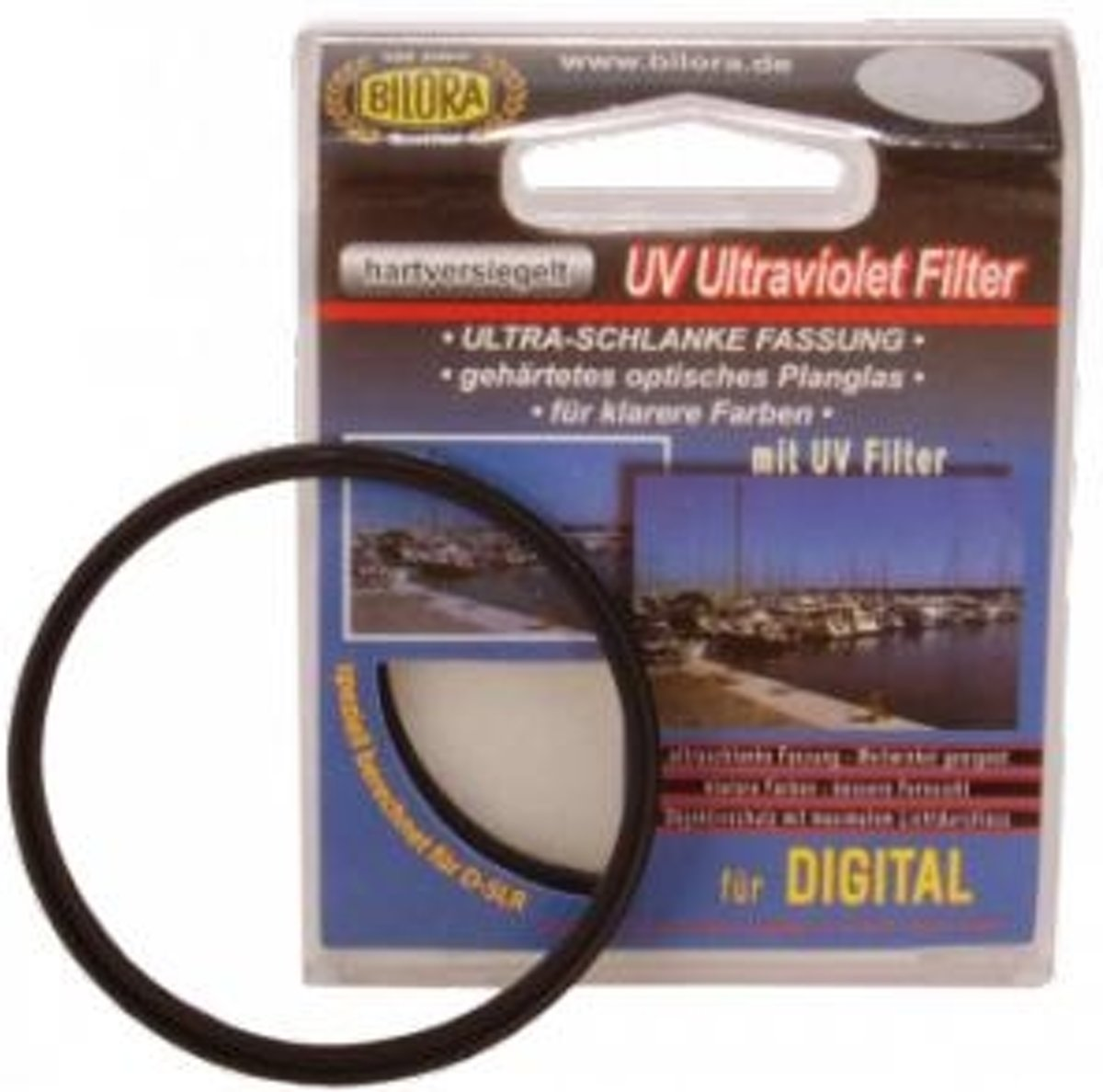 Bilora UV-filter standaard 52 mm