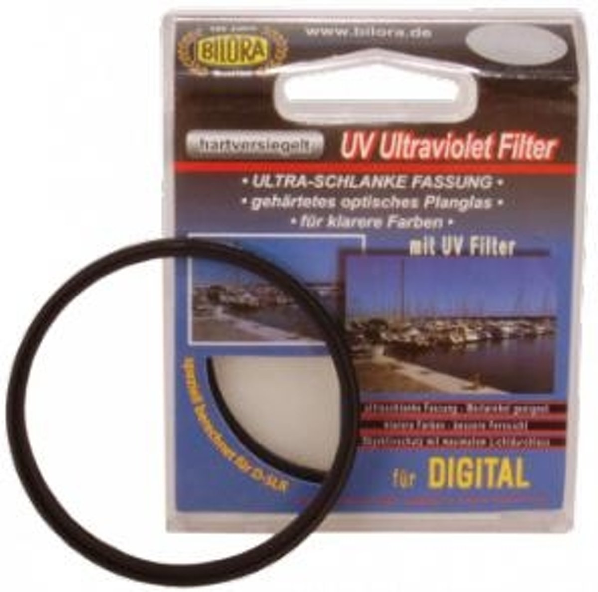 Bilora UV-filter standaard 67 mm