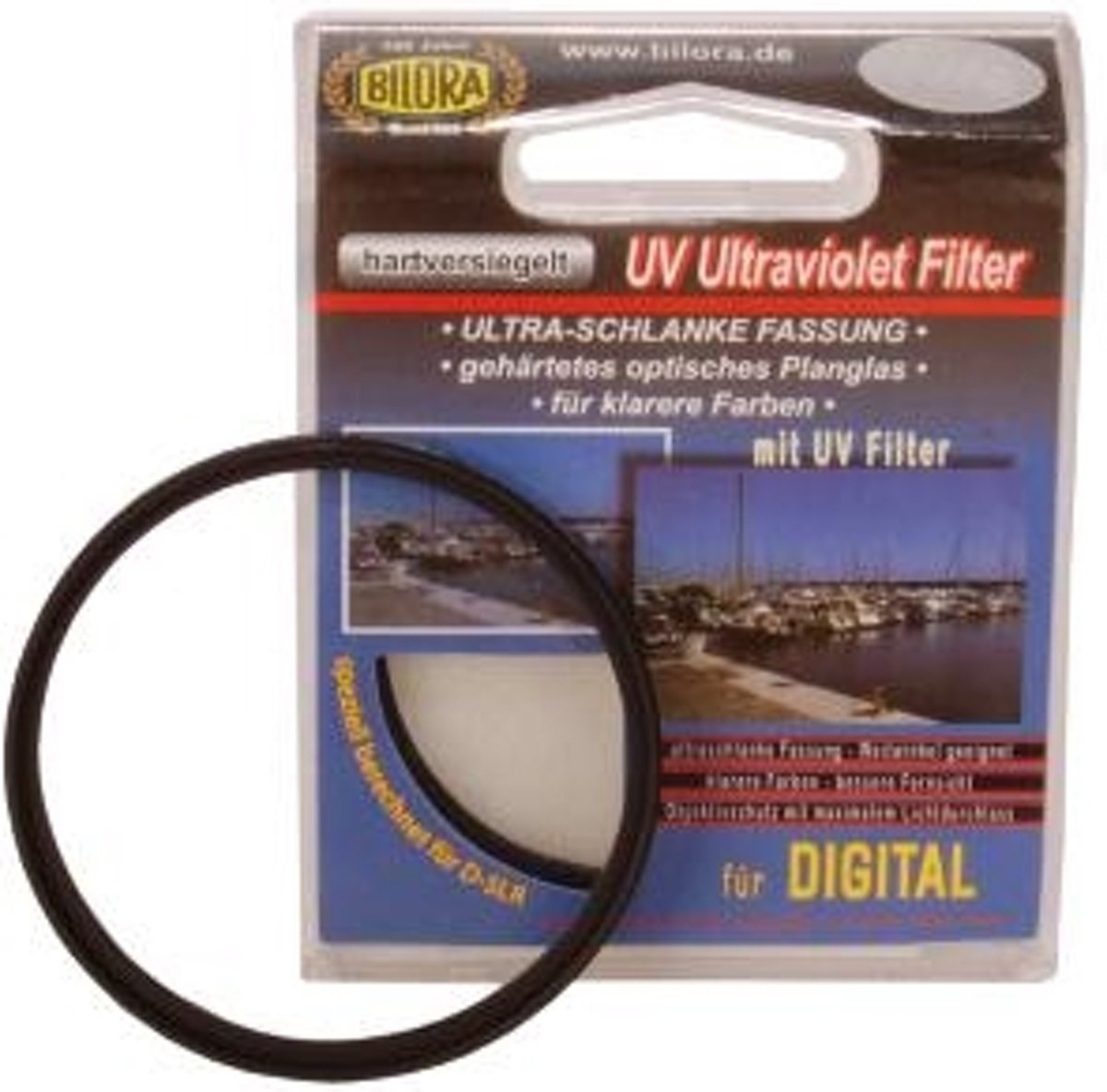 Bilora UV-filter standaard 77 mm