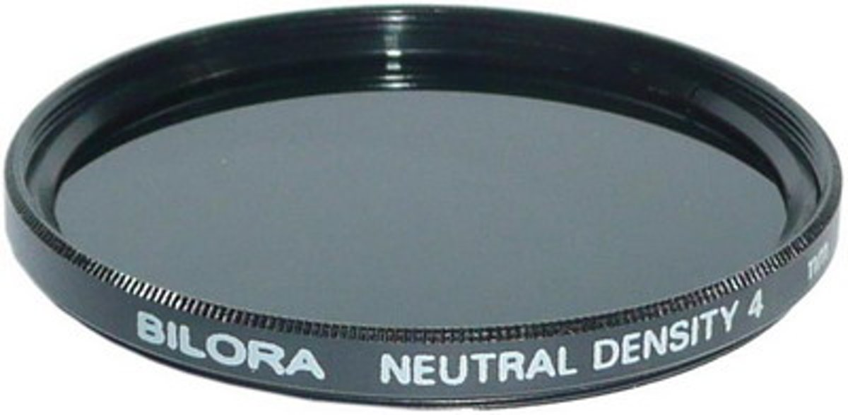 Bilora Grijsfilter (ND4) 72 mm