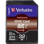 Verbatim SDHC-kaart 16 GB Class 10
