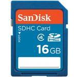 SanDisk SDHC-kaart 16 GB Class 4