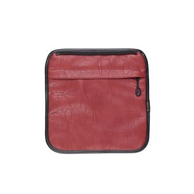 Tenba Switch Cover 7 - Brick Red Faux Leather