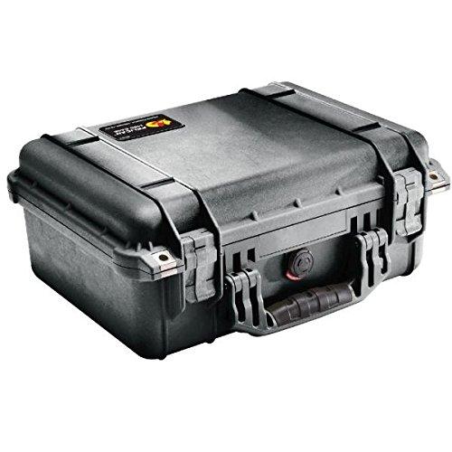 Case 1450 Black 37,1x25,9x15,2cm (plukschuim interieur)