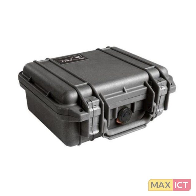 Peli ITB 1200 SMALLPROTECTORCASE. Type etui: Hard case, Merkcompatibiliteit: Universeel, Kleur van het product: Zwart